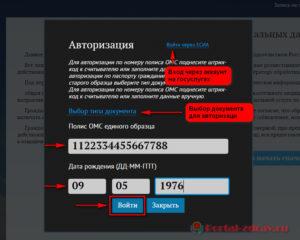 Запись к врачу Иркутск - инструкция шаг8