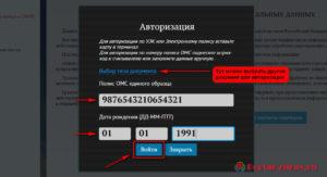 Запись к врачу Саров - инструкция шаг9