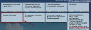 Запись к врачу Краснокаменск - инструкция шаг2