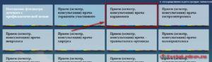 Запись к врачу Краснокаменск - инструкция шаг4