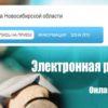 Новосибирская область Электронная регистратура