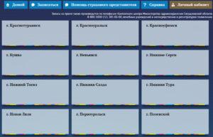Регистратура 96 - Первоуральск